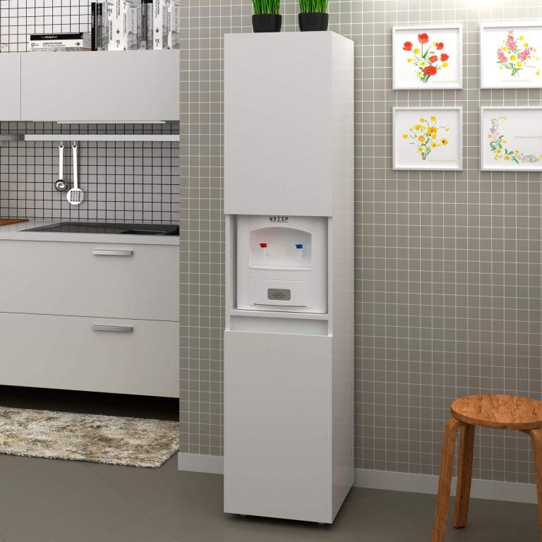 Ambientada fechada cozinha - BL3312